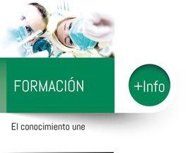 destacado formación implantología dental
